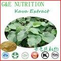 Alta Qualidade 10:1 Extratos de Raiz de Kava kava pó frete grátis 700 g/lote