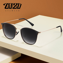 20/20 Brand Design Polarized Sunglasses Men Women Metal Frame Male Sun Glasses Unisex Eyewear Gafas De Sol Oculos 17083