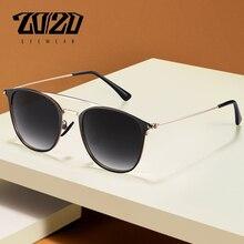 20/20 marka tasarım polarize güneş gözlüğü erkekler kadınlar Metal çerçeve erkek güneş gözlüğü Unisex gözlük Gafas De Sol Oculos 17083