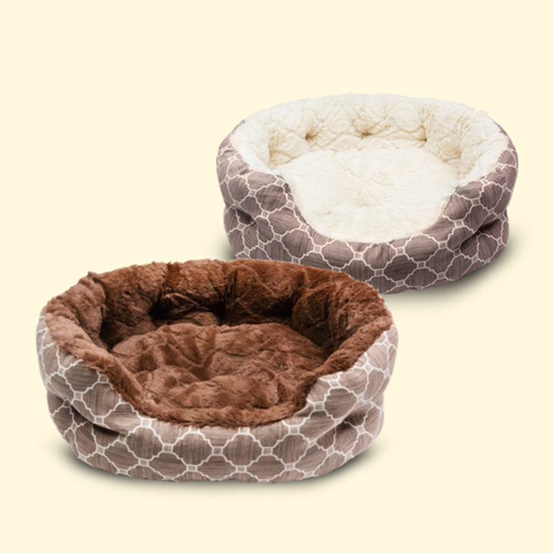 Comfortable Small Dog&Cat Soft House Pet Cats Warm Canine Deep Sleeping Worn Pancreas Cotton Bed Drop shippingComfortable Small Dog&Cat Soft House Pet Cats Warm Canine Deep Sleeping Worn Pancreas Cotton Bed Drop shipping