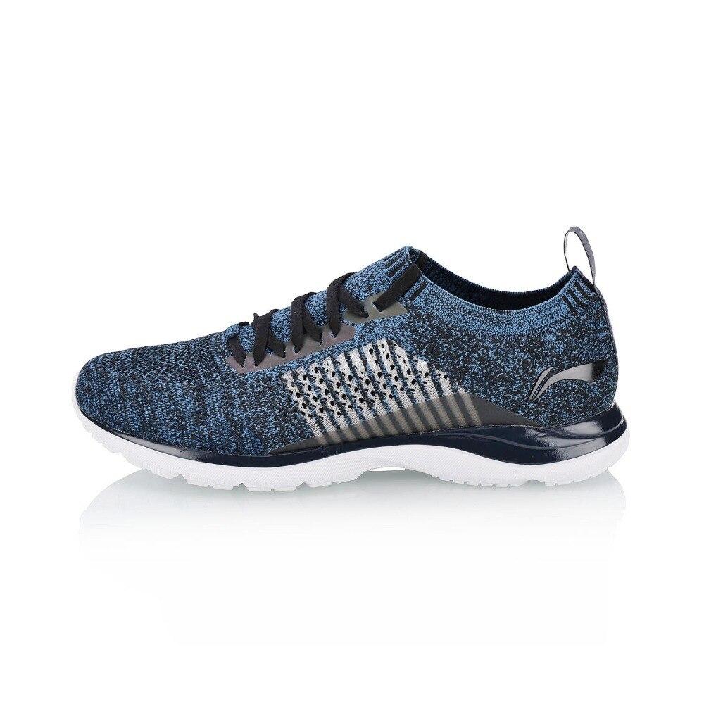 Li-ning hommes Super léger XV chaussures de course léger respirant baskets Mono fil doublure chaussures de Sport ARBN009 XYP652 - 5