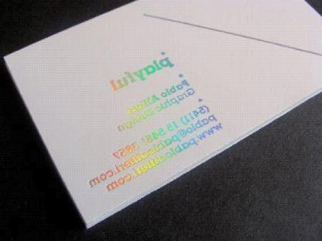 Business card printing90x54mmhologram foil printing in business business card printing90x54mmhologram foil printing reheart Gallery
