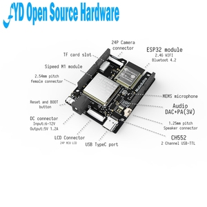 Image 5 - 1pcs Sipeed Maixduino AI Development Board k210 RISC V AI+lOT ESP32 Compatible with Arduino
