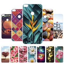 Honor 8 Lite Case For Huawei P30 20 Pro 10i Y5 2018 Y9 Prime Y7 P20 P8 2017 P Smart 2019 Cases Silicone