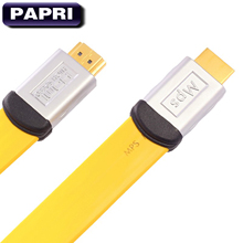 PAPRI MPS HD 230 HDMI Cable Audio Wire HiFi 99 9997 OFC 4K 3D 24AWG HD