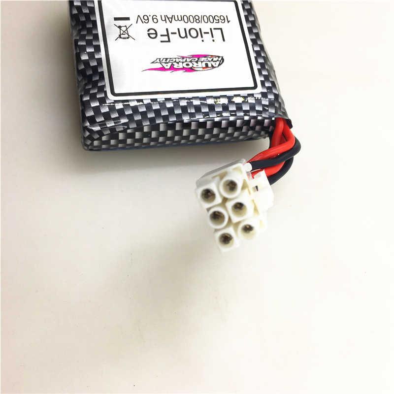 JYRC 9115 9116 S911 S912 RC Auto Onderdelen 9.6 v 800 mah batterij Accessoires