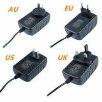 DC12V 1A 2A 3A 5A 6A 8A 10A Lighting Transformer AC110V-220V to 12V Power Supply EU/US/AU/UK plug LED Driver for LED Strip Ligh