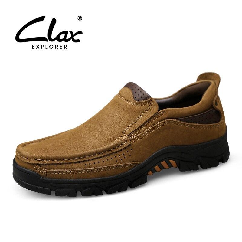 CLAX Elegantsed täisnahast meeste kingad
