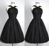 8th Grade Graduation Dresses 2015 Black Homecoming Dress Vestido De Festa Curto Knee Length Semi Formal