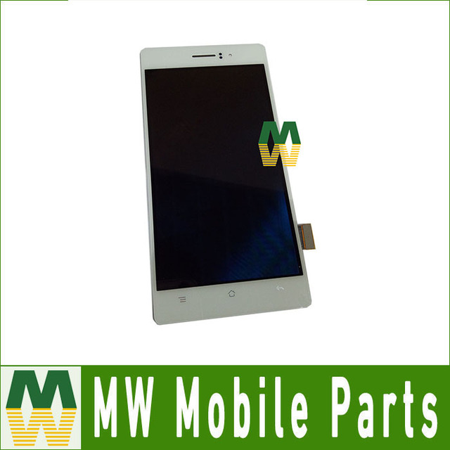 God News!! For White Color For OPPO R5 R8106 LCD Assembly Screen Replacement Display Touch Screen Digitizer 1PCS /Lot