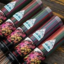 50 pcs Thailand Incense Incense Stick Spices Natural Incense Handmade Long Incense Yoga  Fresh Air  Aromatherapy Free Shipping