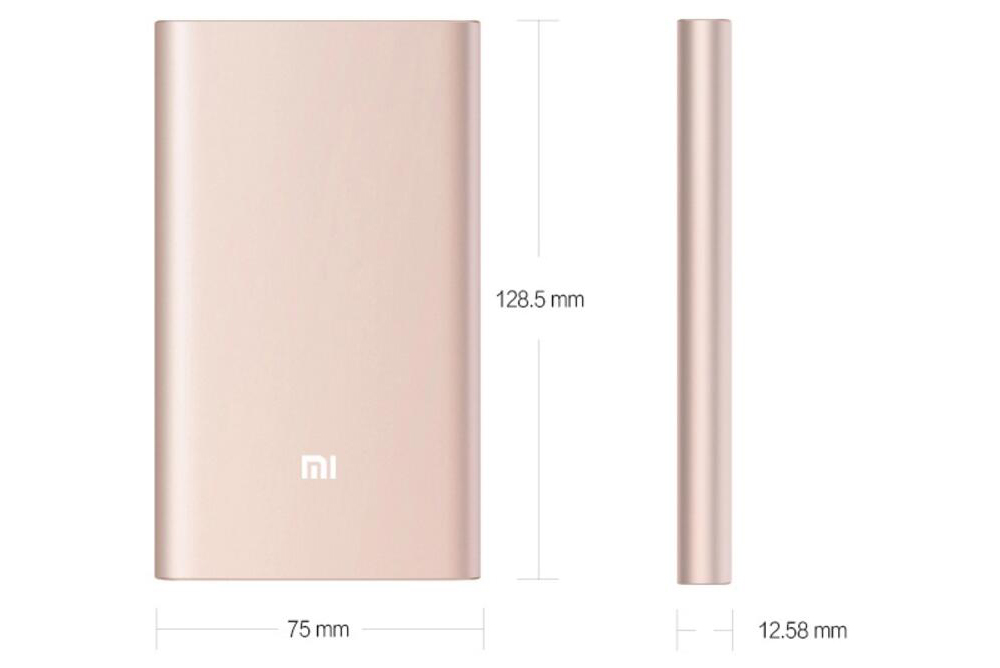 Xiaomi Mi Powerbank PRO 10000mAh Power Bank Type-C External Battery Portable Bateria Externa Portable Charger Poverbank Stock (3)