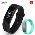 Lemado i6 HR Heart Rate Monitor Smart Band Fitness Track Sport SmartBracelet IP67 Waterproof for Android IOS Phone