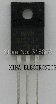 2SD1273A D1273A D1237A D1273 TO-220F ROHS ORIGINAL 20PCS/lot Free Shipping Electronics composition kit