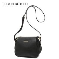 JIANXIU Small Crossbody Bags For Women Genuine Leather Luxury Handbags Women Bags Designer Shoulder Messenger Bag