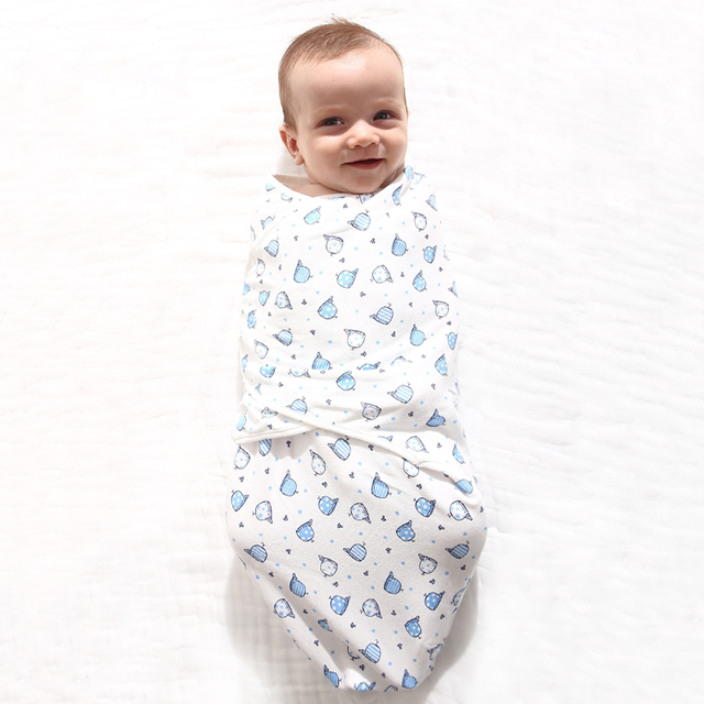 Adjustable Organic Newborn Swaddle Infant (3-12 months) Newborn (0-3 months) Nursery Shop by Age Swaddle Wraps