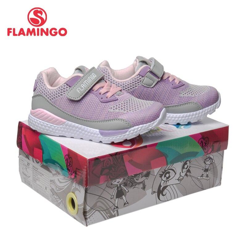 Marca QWEST, plantillas de cuero, arco transpirable, zapatos deportivos para niños, tamaño de Velcro 24 30, zapatillas para niños para niñas 91K JL 1215 - 6