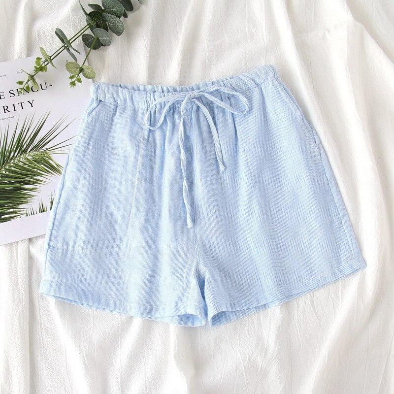 Mermaid Pants For Women Summer Print Shorts Sleepwear Women Pajama Pants Cotton Pijama Pant Girl\\'S Sleep Home Pant