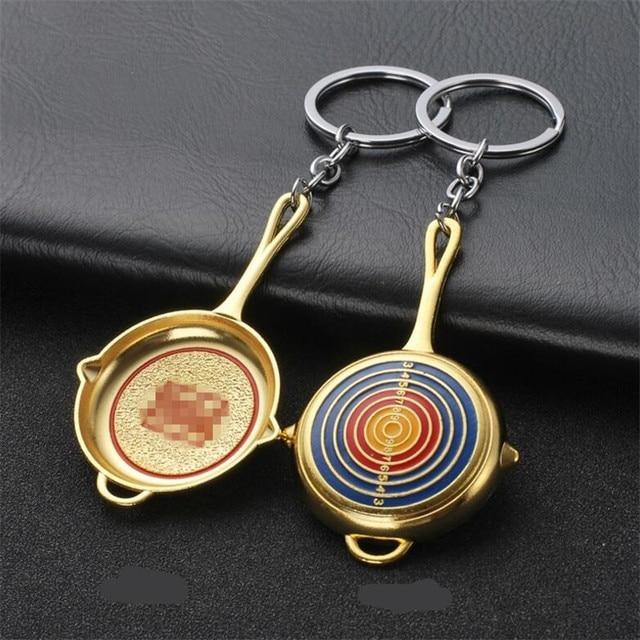 Game PUBG Key Ring