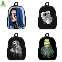 16 Inch Billie Eilish School Bag Backpack Kids Bags Children Backpacks for Teenager Girls Boys Travel Bagpack Mochilas Escolares