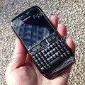 100% original de nokia e71 mobile reformado desbloqueado teléfono 3g wifi gps 5mp teclado ruso árabe