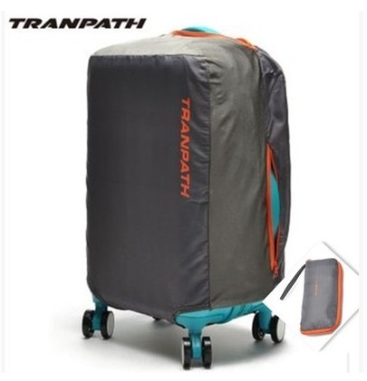 Free Shipping protective luggage cover for travel waterproof stretch,made for 24inch case, apply to 20 to 29inch Cases