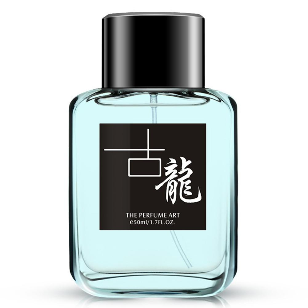 Men Gulong Perfume VIBRANT GLAMOUR 50ml Classic Smell Charming Long-lasting Perfume Sexy Flirt Fragrance Glass Bottle