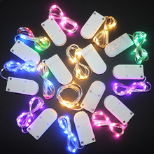 1M 2M 3M 5M LED String Lights Holiday Lighting Fairy Garland Christmas Decorations for Home Decor New Year Navidad 2019 Natal .Q