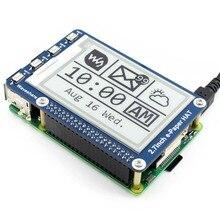 Waveshare 2,7 ''электронная бумага, 264x176, 2,7 дюймов E-Ink дисплей шляпа для Raspberry Pi 2B/3B/Zero W, цвет: черный, белый, SPI интерфейс