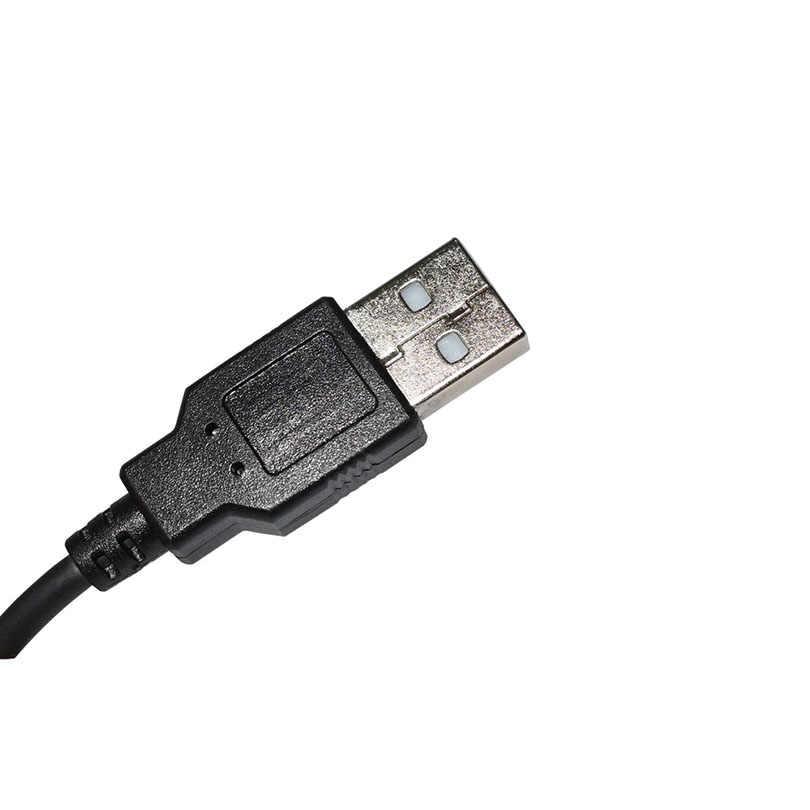 50 cm 100 cm DC5V USB przewód łączący 2Pin USB złącze drutu dla jeden kolor elastyczne LED pasek światła