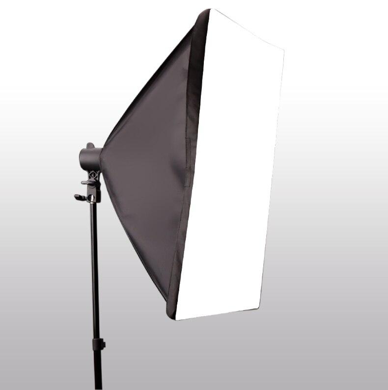Professionnel Photographie 50*70 centimètres Softbox avec transport BagCD50