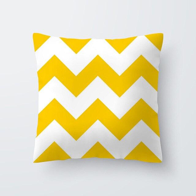 Yellow pillowcse 24