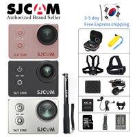 SJCAM SJ7 Star Wifi Экшн камера 4 K 30fps гироскоп сенсорный экран Ambarella A12S75 спортивная видеокамера SJ 7 лучшая мини DV камера