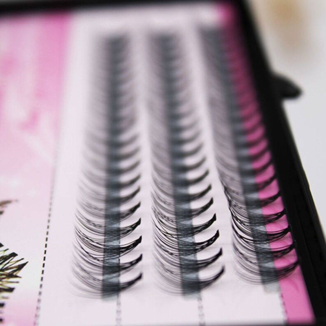 New Selling Eyelashes Single Tufts Hairy Chicken Claw Soft Natural Self-grafting Lashes Planting Eyelashes