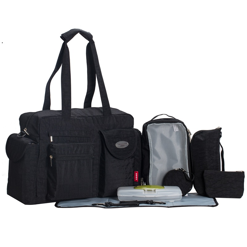 MOMMY BAG Large Maternity Single Stroller Backpack Multi-functional Breathable Nursing bag Baby Diaper Bag Nappy Changing Bolsa