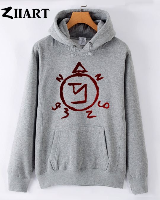 Aliexpress com : Buy Supernatural Angel Banishing Sigil Protection Sigils  couple clothes boys man male autumn winter fleece hoodies from Reliable