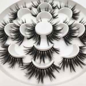 Image 1 - Buzzme H15 25mm lashes 3D sintetico ciglia 7 paia lashes popolare ciglia finte trucco