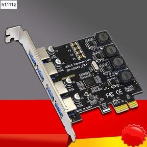 USB 3.0 PCI-E Card 4Port USB3.