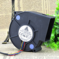 Free Delivery. BFB1012EH 9733 12 v 2.94 A double ball big air volume fan centrifugal turbo blower