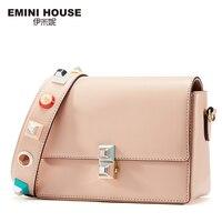 EMINI HOUSE Acrylic Crossbody Bag Women Messenger Bags Luxury Shoulder Bag For Women Lady Purse With