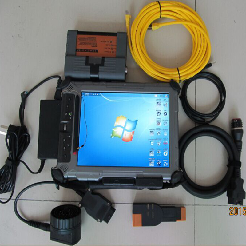 2017.12V Hot for BMW for ICOM Diagnsotic Super Version for BMW for ICOM A2+B+C Diagnostic & Programming in IX104C5 tablet i7,4g