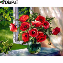 DIAPAI Diamond Painting 5D DIY 100% Full Square/Round Drill Flower landscape Diamond Embroidery Cross Stitch 3D Decor A24564 diapai diamond painting 5d diy 100% full square round drill flower landscape diamond embroidery cross stitch 3d decor a24368