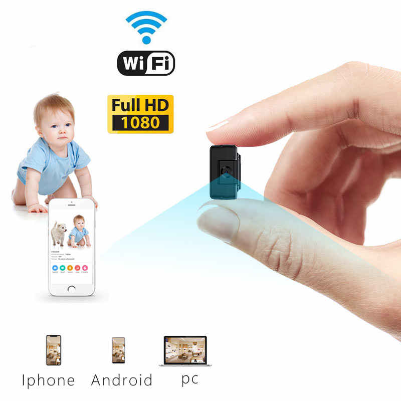 WiFi IP Mini Camera P2P Wireless Micro webcam HD 1080P pen Portable Camcorder Video Recorder Support Remote View Hidden TF card