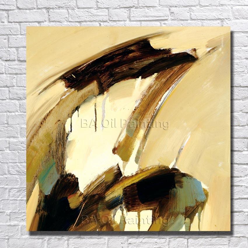 ღ ღBeautiful Canvas Hand-painted Oil Painting On Canvas Abstract ...