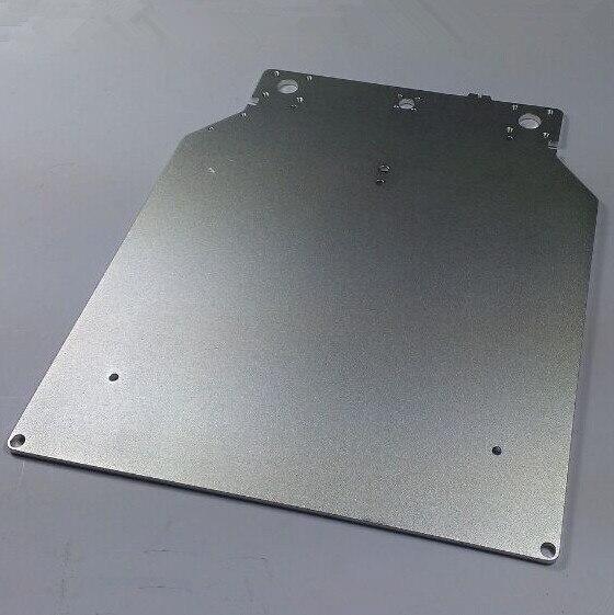 Horizon Elephant ultimaker 2 Print Table Base Plate for DIY ultimaker 3D printer Aluminium Alloy Oxidation Treatment Surface 303