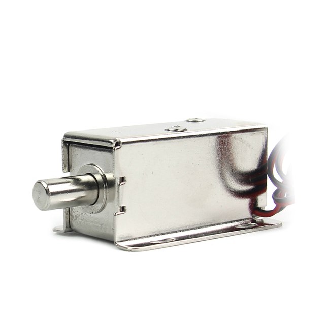 Cabinet Lock Electromechanical Micro door operator Small electric locks drawer electronic locks Automatic Access Control