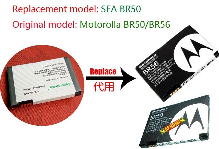 Freeshipping einzelhandel batterie BR50 (BR56) für Razr V3/V3c,/V3i,/V3IM, /V3m,/V3T,/V3xx/V3Z/, V235