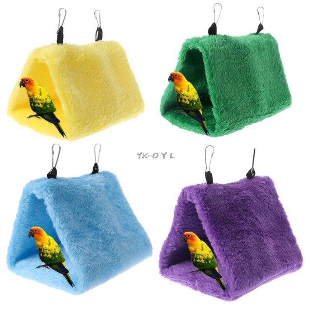 Pet Parrot Hammock Bird Hanging Bed 1