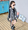Kids Print floral loose Poncho children's winter spring knit jackets baby girl outwear 5p/l free shipping