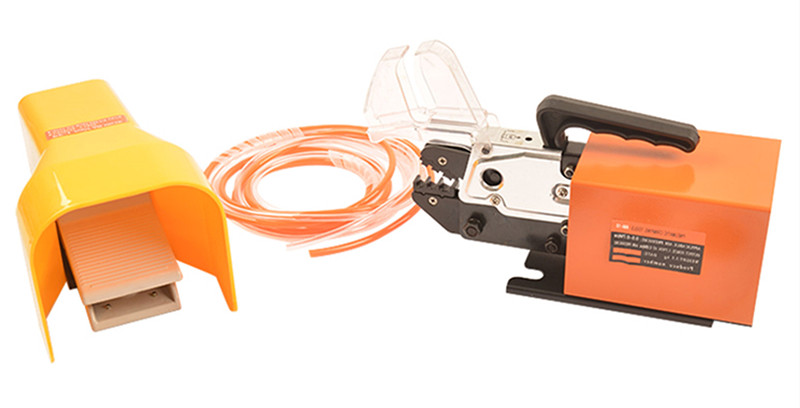 AM-10 Pneumatic Crimping Tools Plier for Kinds of Insulation terminal with CE certification Plier 1pc am 10 electric pneumatic terminal crimping tools machine for kinds of terminals ce pneumatic piler crimping machine